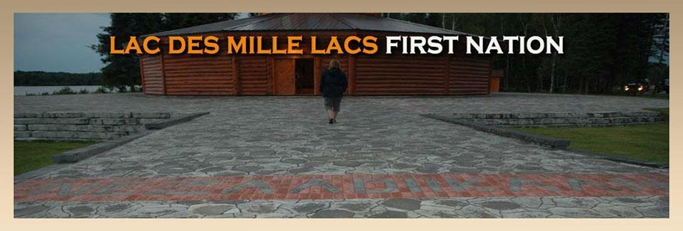 Lac des mille lacs first nation for Garage des milles lacs